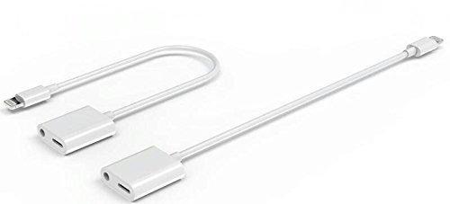 Lightning Адаптер към Audio 3.5mm / 8in Кабел зареждане iPhone 7G/ iPhone 7 Plus/ iPad