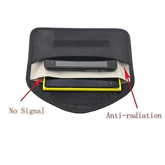 Калъф за мобилен телефон,GPS- заглушаващ gsm сигнала