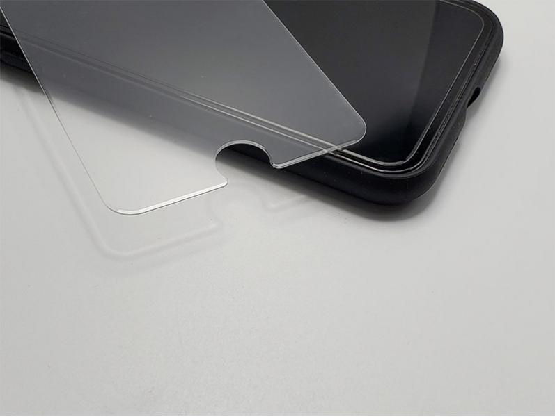 Стъклен screen protector BIG CURVE за iPhone 6S / 6G / 7G / 8G 4.7
