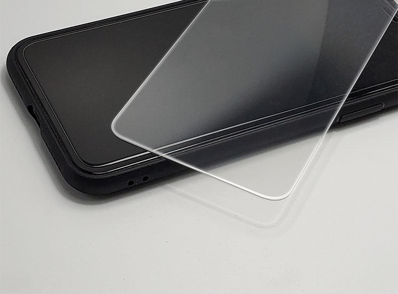 Стъклен screen protector BIG CURVE за iPhone X / XS / 11 PRO 5.8