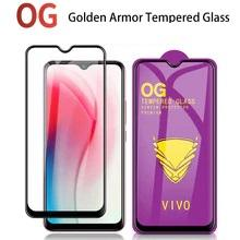 Golden Armor Стъклен screen protector за iPhone 6 Plus / 6S Plus / Бял /