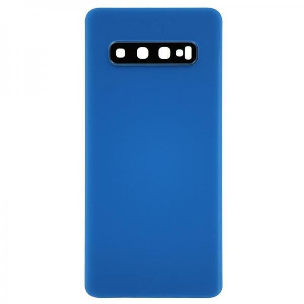 Капак батерия за SAMSUNG G973 S10 / Син /
