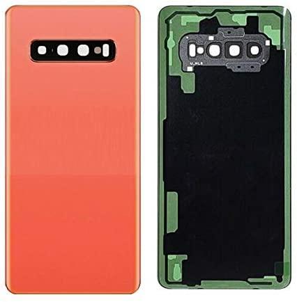 Капак батерия за SAMSUNG G973 S10 / Червен /