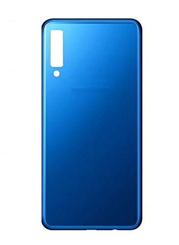Капак батерия за SAMSUNG Galaxy A7 2018 / A750F / Син /