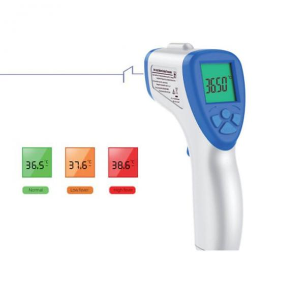 Инфрачервен безконтактен термометър / GQ-129