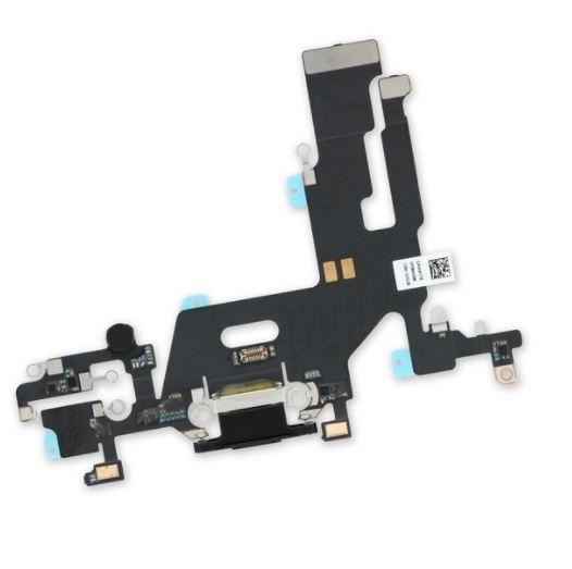 Лентов кабел + блок захранване + микрофон за iPhone 11 6.1