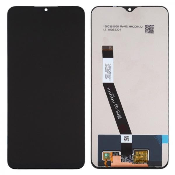LCD Дисплей за Xiaomi Redmi 9 (2020)  5600050J1900NF / Тъч скрийн / БЕЗ Рамка / Оригинал Service pack