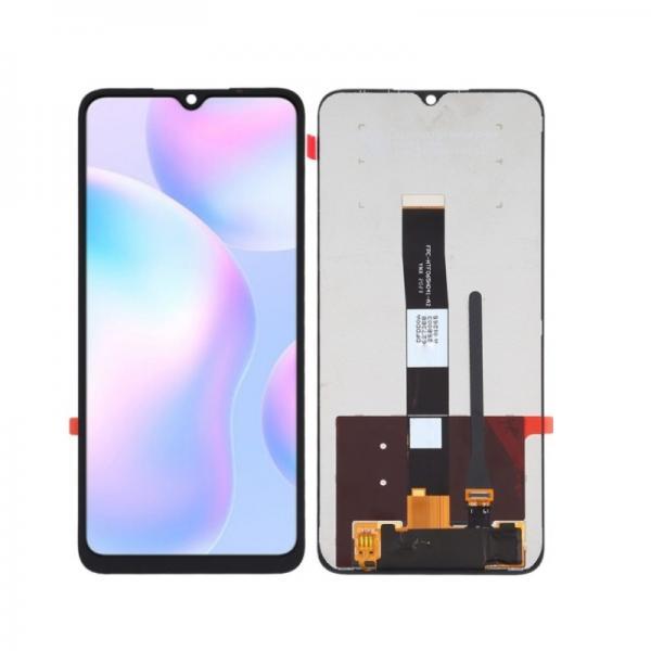 LCD Дисплей за Xiaomi Redmi 9A (2020) 5600070C3L00NF / Тъч скрийн / БЕЗ Рамка / Оригинал Service pack