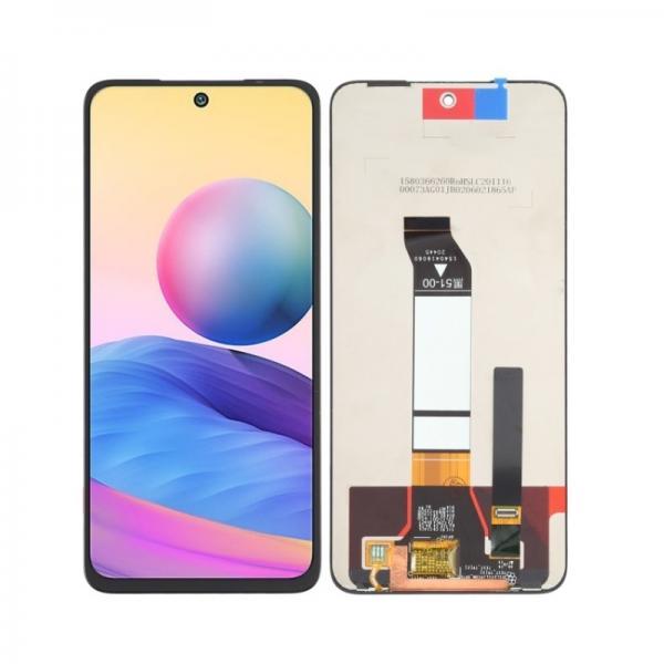 LCD Дисплей за Xiaomi Redmi Note 10 5G (2021) 5600020K1900NF / Тъч скрийн / БЕЗ Рамка / Оригинал Service pack