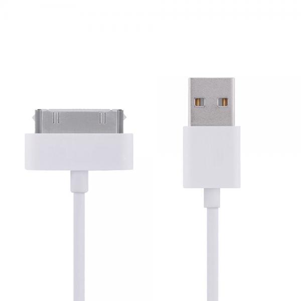 USB кабел за iPod/iPhone 2G/3G/3GS/4/4S/ IPAD ( до iOS7 ) Hi